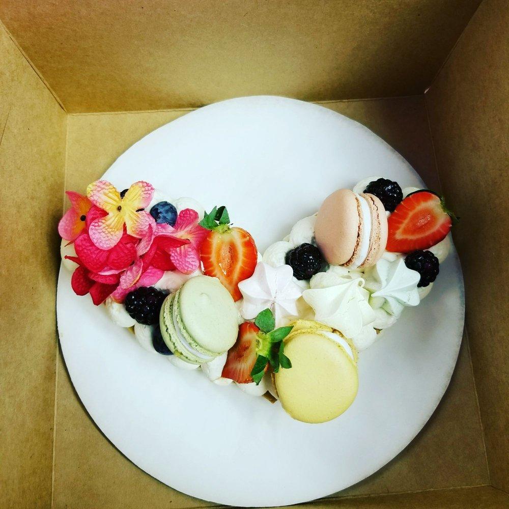 Ladyfingers Cakes: 107 N Chandler St, Gilmer, TX
