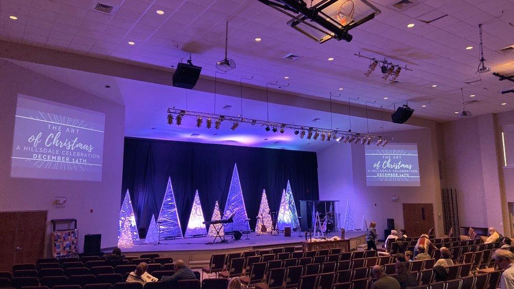 Hillsdale United Methodist Church: 5018 US Hwy 158, Advance, NC