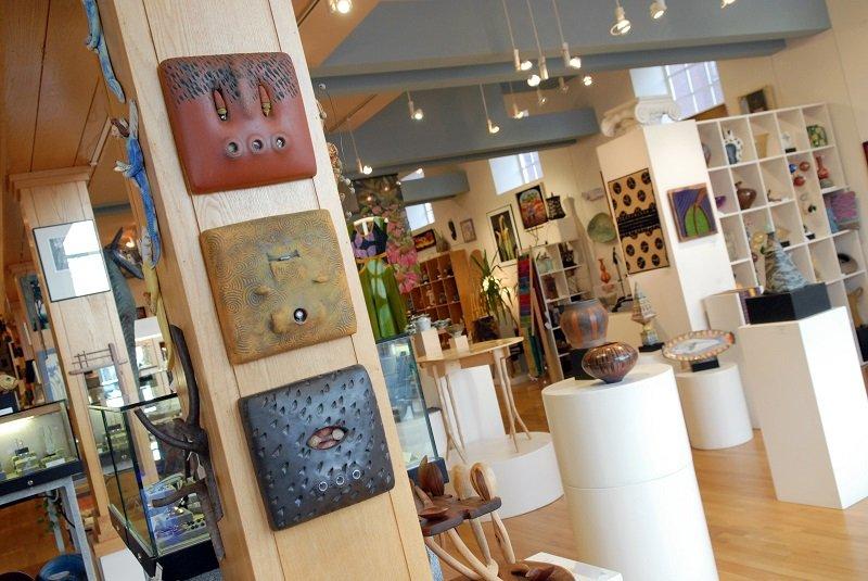 Piedmont Craftsmen: 601 N Trade St, Winston Salem, NC