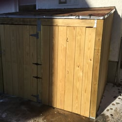 Photo Of Torino Home Repair LLC   Brooklyn, NY, United States. Outdoor Shed