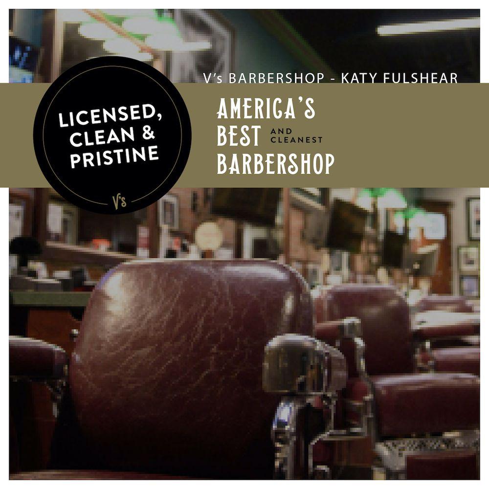 V's Barbershop - Katy Fulshear: 6420 Fm 1463 Rd, Katy, TX
