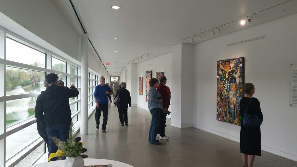 Museum of Wisconsin Art: 205 Veterans Ave, West Bend, WI
