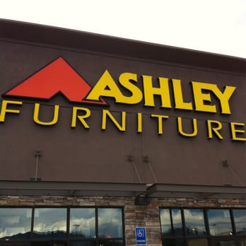 Ashley Homestore 34 Photos 31 Reviews Furniture Stores 1773 S 300 West Liberty Wells