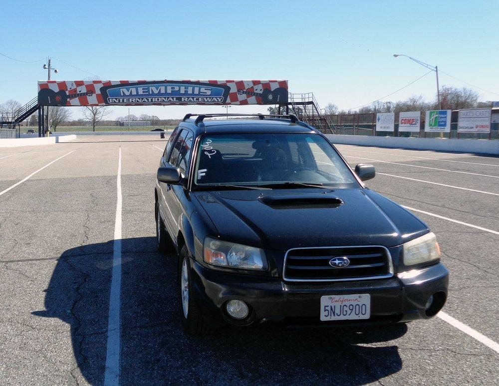 Memphis International Raceway: 5500 Victory Ln, Millington, TN