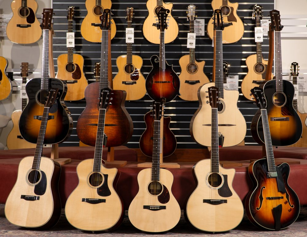 Sunrise Guitars: 2781 N College Ave, Fayetteville, AR