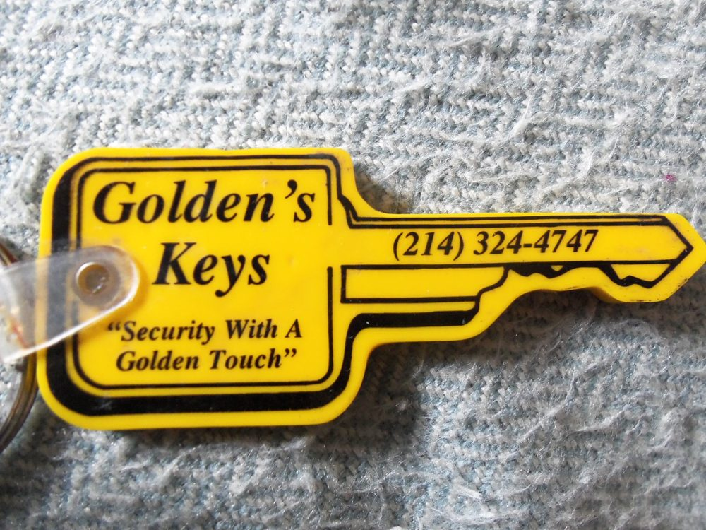 Golden's Keys