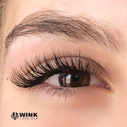 177b14ab38d Photo of Wink Lash Bar - Houston, TX, United States. Classic Lash Extensions