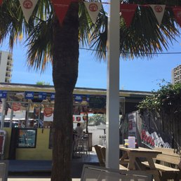 Patches Pub Panama City Beach Menu
