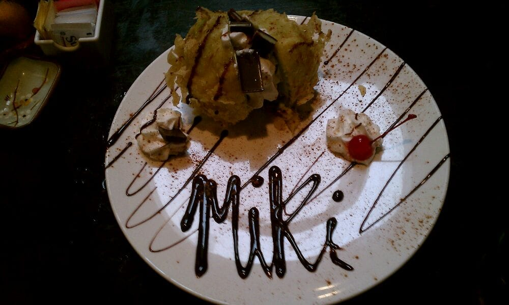 Miki Japanese Restaurant Ann Arbor Menu