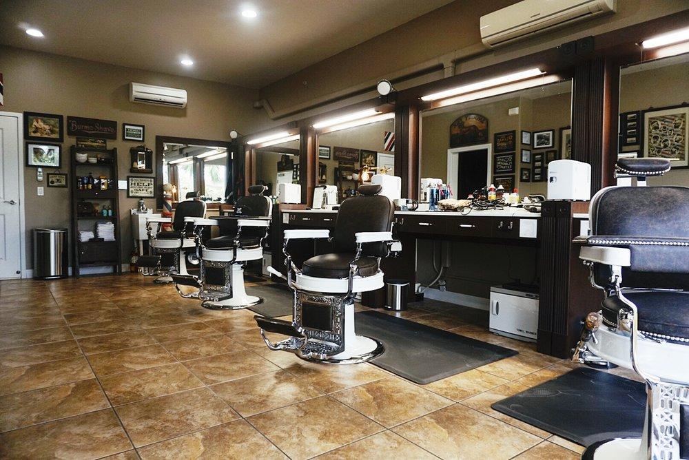 Legacy Barber Shop: 1367 South Kihei, Kihei, HI