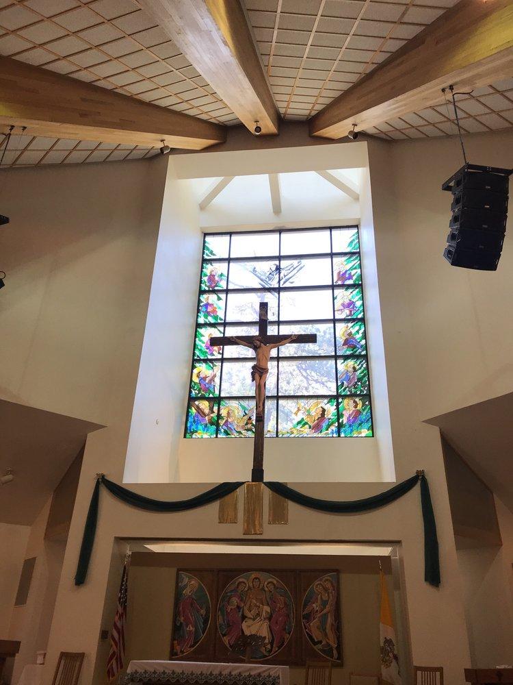 St Joseph's Catholic Church of Big Bear: 42242 N Shore Dr, Big Bear Lake, CA