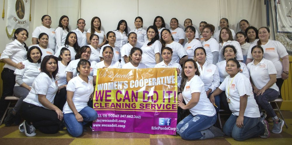 Si Se Puede Women's Cooperative We Can Do It