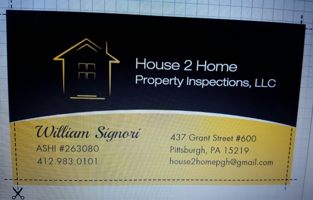House 2 Home Property Inspection: 437 Grant St, Pittsburgh, PA
