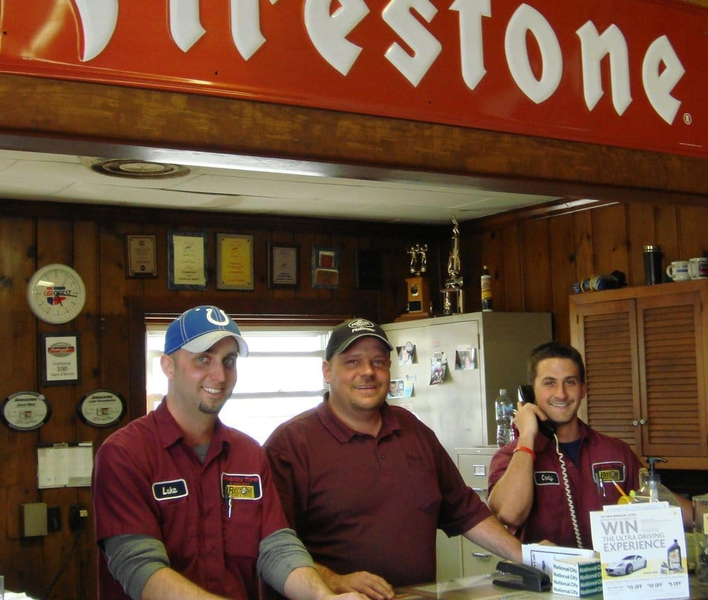 Shelby Tire & Auto Care: 309 N Harrison St, Shelbyville, IN