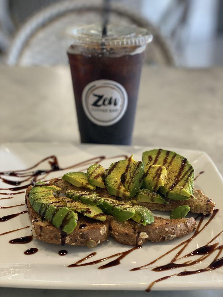 Social Spots from Zen Coffee Bar