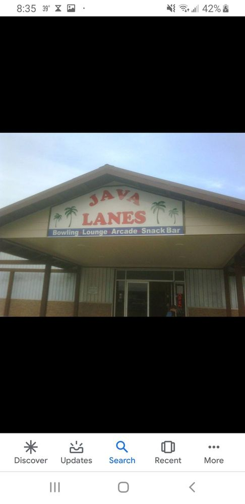 Java Lanes: 2075 Solano St, Corning, CA