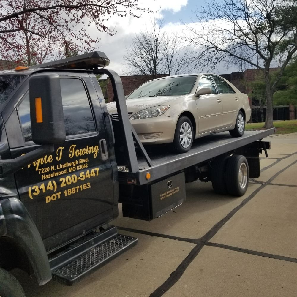 Towing business in Jersey, IL