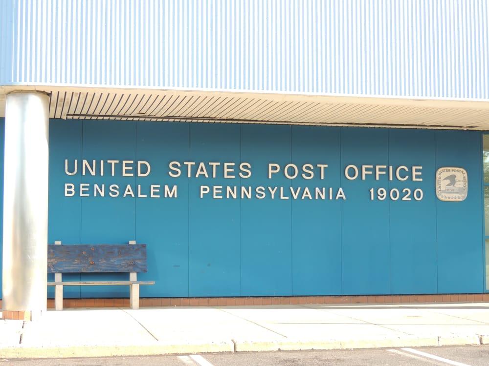 US Post Office: 1800 Byberry Rd, Bensalem, PA