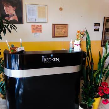 Photo Of Kutters Hair Care   Orange Park, FL, United States. Front Desk