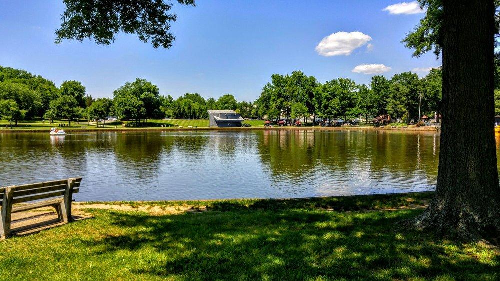 Allen Pond: 3330 Northview Dr, Bowie, MD