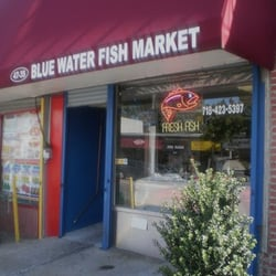 blue water fish market pescader a 4735 bell blvd