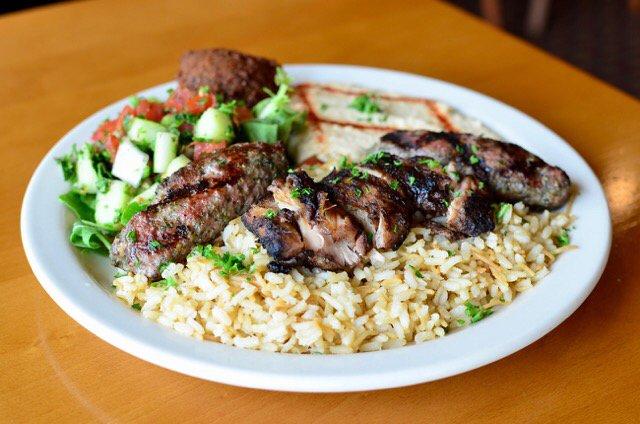Aladdin's Eatery + Lounge OTR: 1203 Main St, Cincinnati, OH