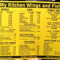 My Kitchen 24 Reviews Fast Food 8613 Forest City Rd Horizons West West Orlando Orlando
