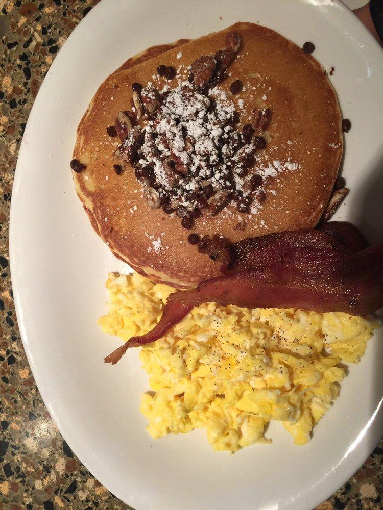 Food from Pancake Joe's