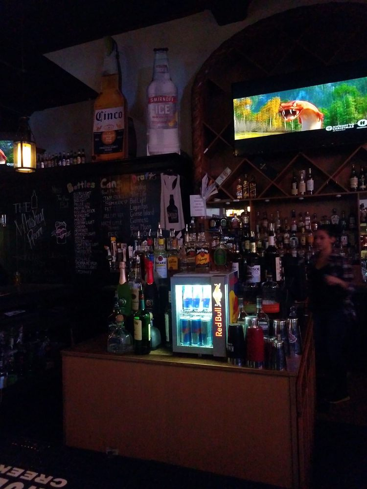 The Whiskey Room: 30 W Third St, Williamsport, PA