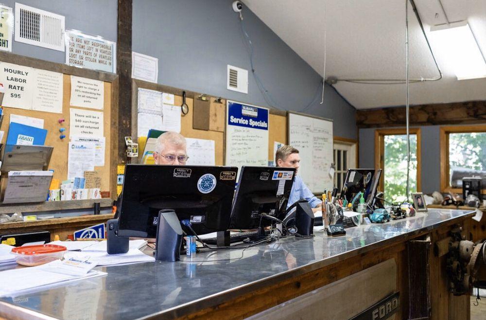 Towing business in Bennington, VT