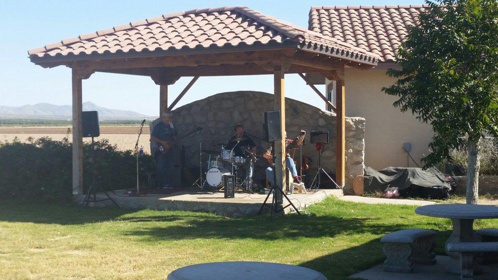 Rio Grande Vinyard & Winery: 5321 State Hwy 28, Las Cruces, NM