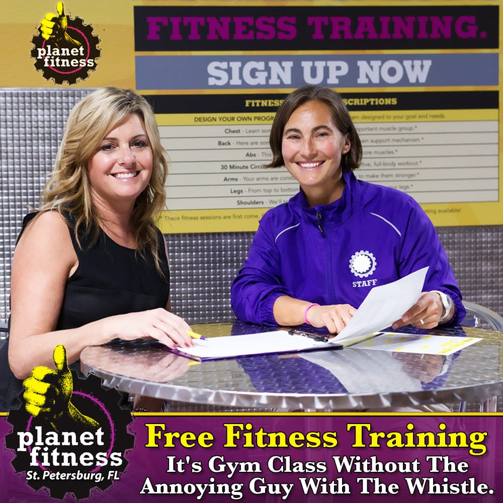 Planet Fitness - St. Petersburg: 5335 66th St N, Saint Petersburg, FL