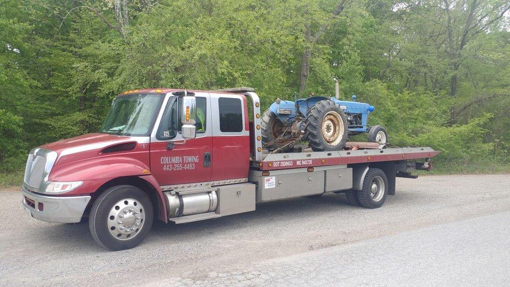 Towing business in Ilchester, MD