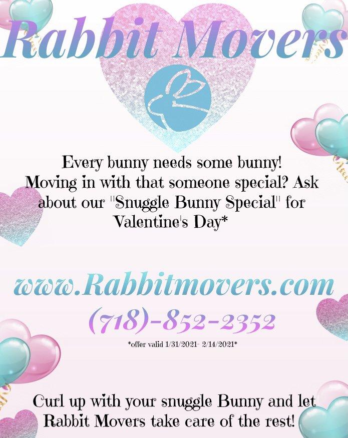 Rabbit Moving & Storage