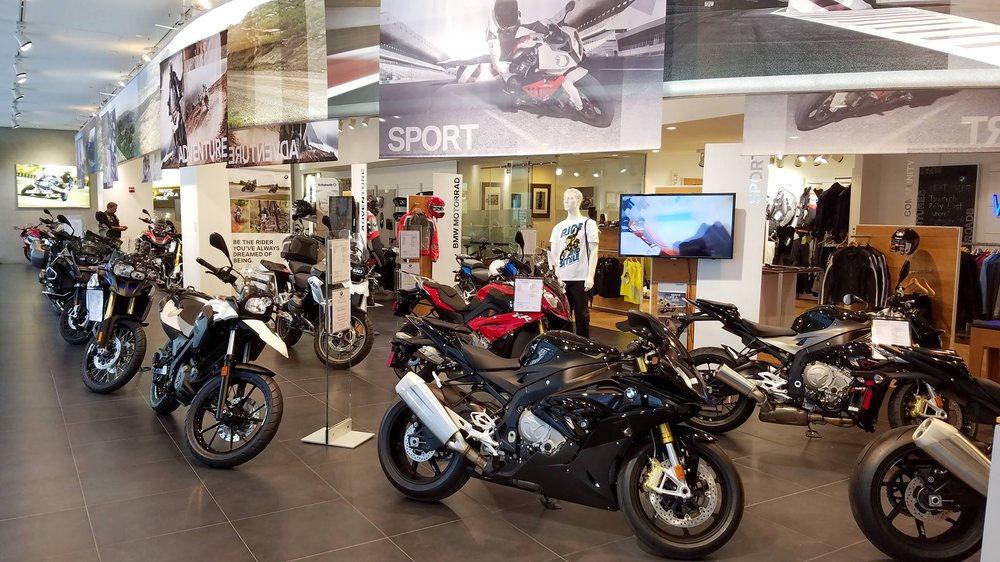 BMW of Manhattan Motorrad