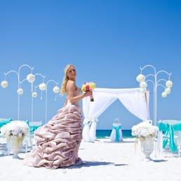 Photo Of Princess Wedding Panama City Beach Fl United States Destin Bride