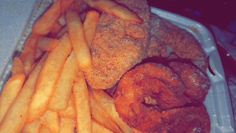 Food from Red Snapper - Matteson