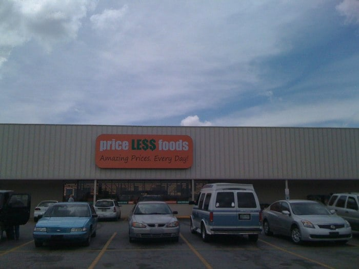 Price Less Foods: 1950 S Roan St, Johnson City, TN
