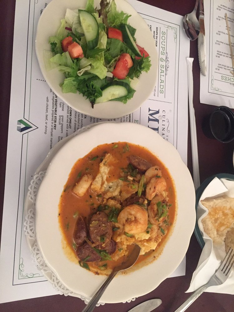 The Culinaire Café: 110-114 Baltimore St, Cumberland, MD