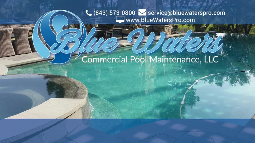 Blue Waters Commerical Pool Maintenance