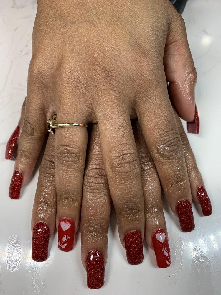 Luv Nails & Spa: 10300 N Rodney Parham Rd, Little Rock, AR