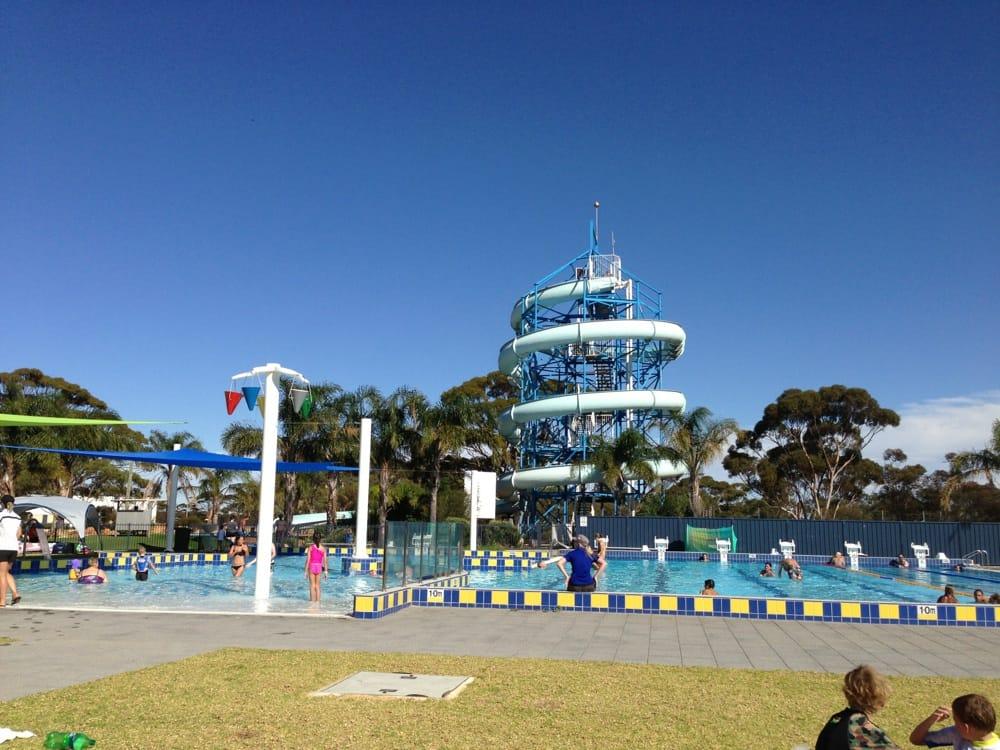 Kulin Aquarena Waterslide Swimming Pools Lot 2 Williams Kondinin Rd Kulin Western Australia