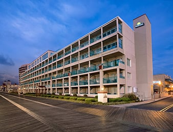 Days Inn Ocean City Oceanfront Last Updated June 2017