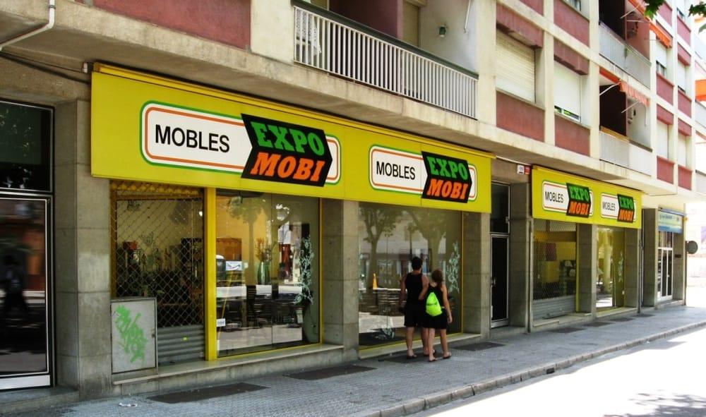 Expo mobi magasins de meubles rambla de la pau 89 vilanova i la geltr barcelona espagne - Magasin meuble pau ...