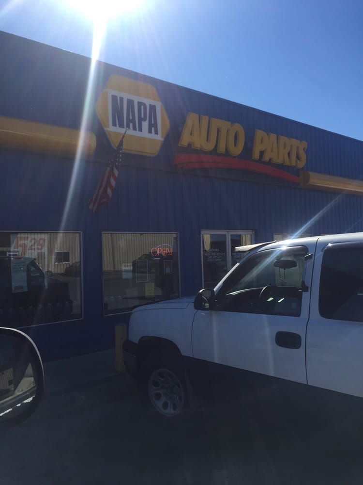 Napa Auto Parts: 1001 1st Ave E, Eureka, MT