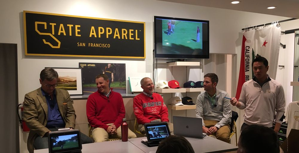 STATE APPAREL & Urban Clubhouse