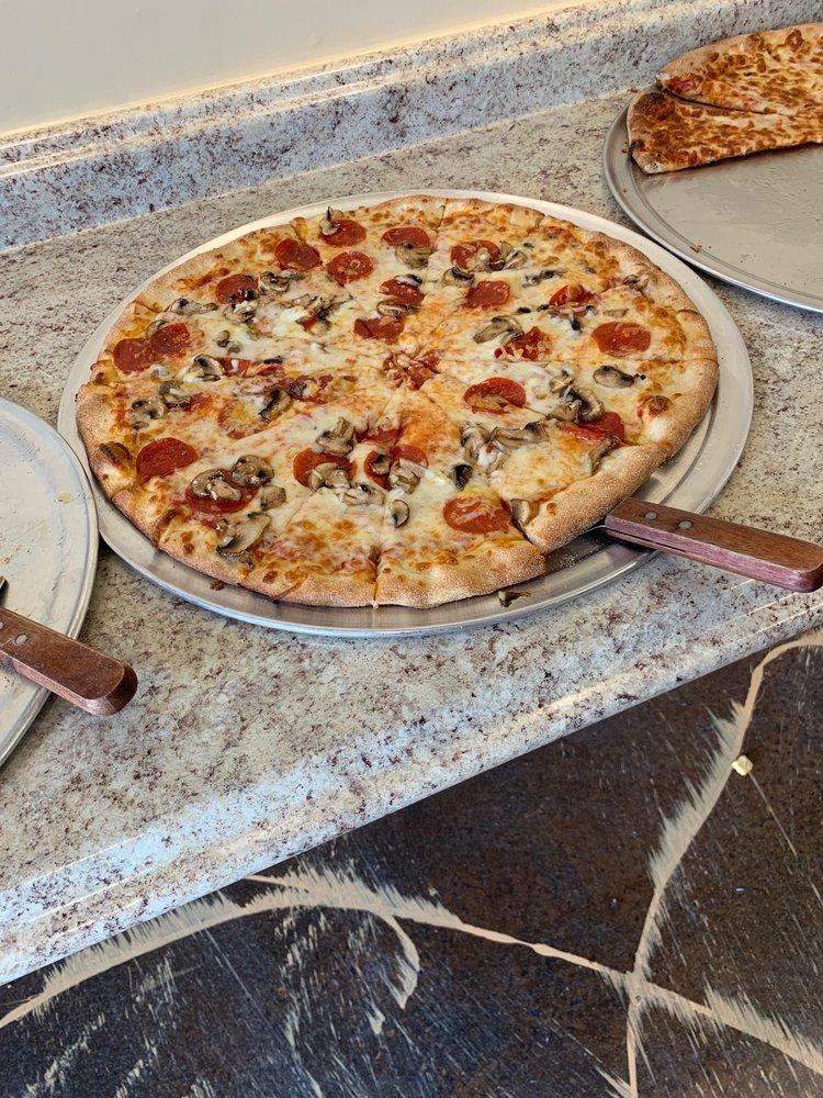 Zeus Pizza: 1402 San Marco Blvd, Jacksonville, FL