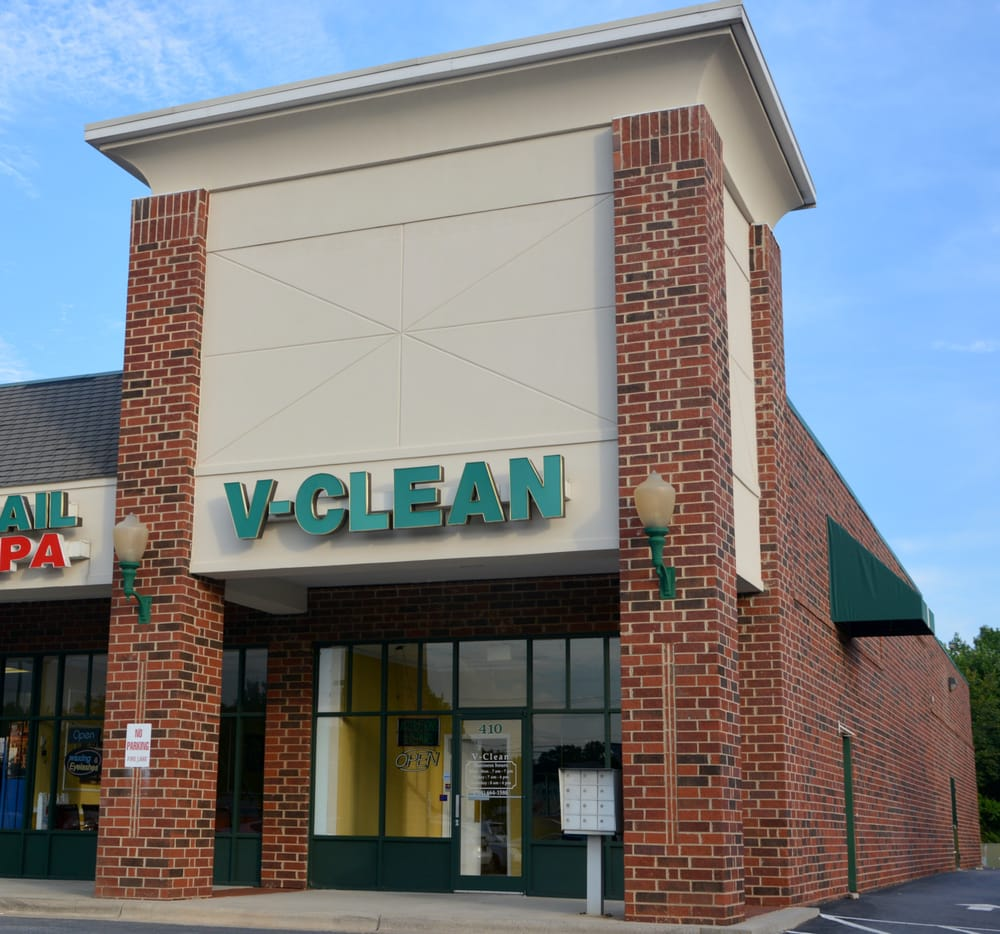 V-Cleaners & Alterations: 736 Brawley School Rd, Mooresville, NC
