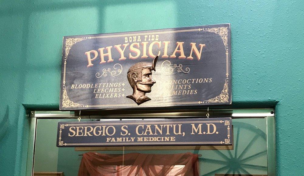 Sergio Cantu, MD: 779 N Texas Blvd, Alice, TX