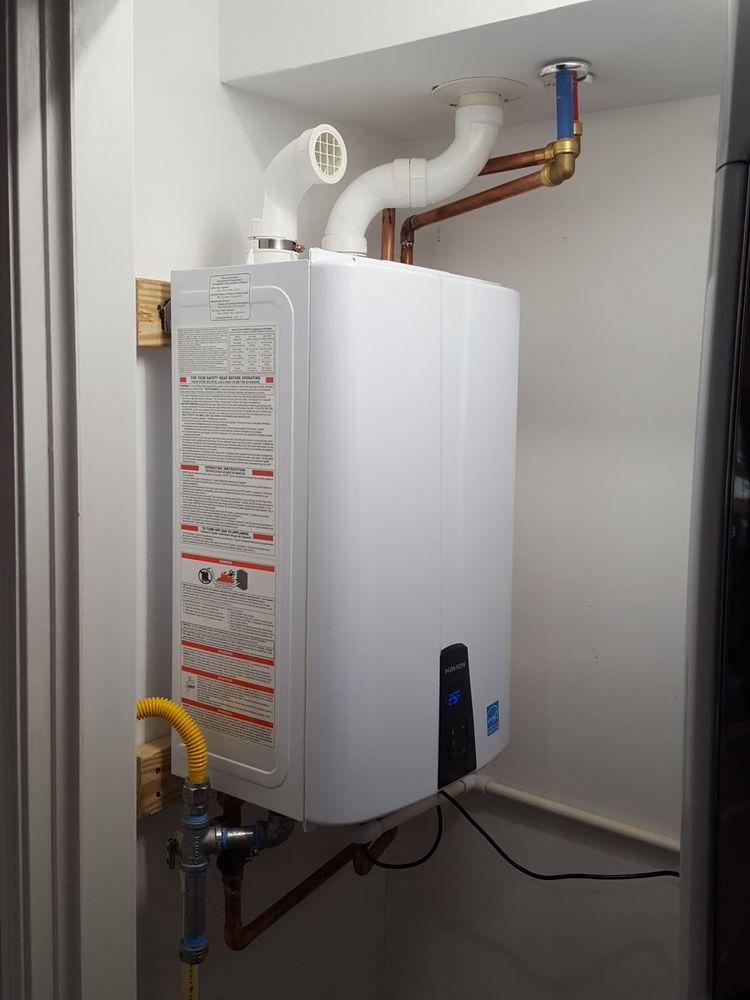 navien npe-240a natural gas .99 energy factor high efficiency